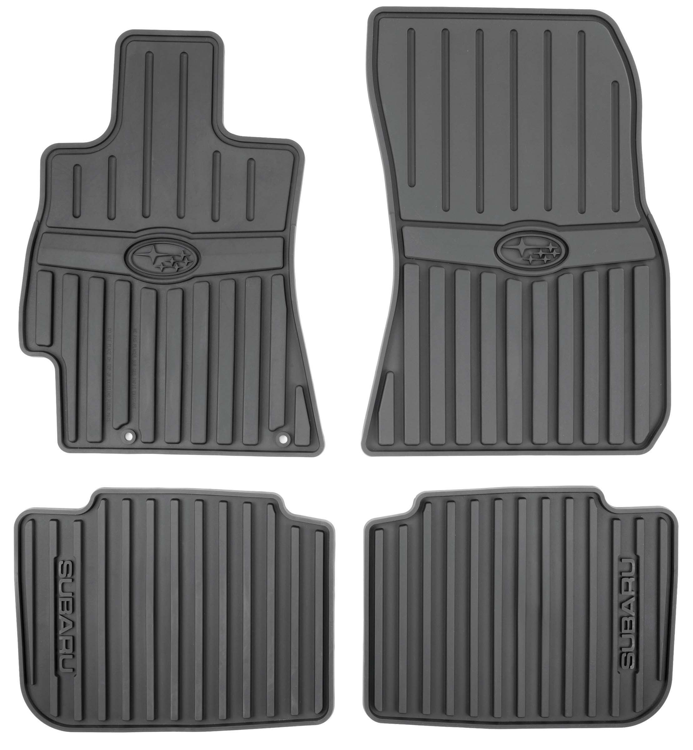 Subaru Outback Floor Mats: All Weather-set Of 4. All