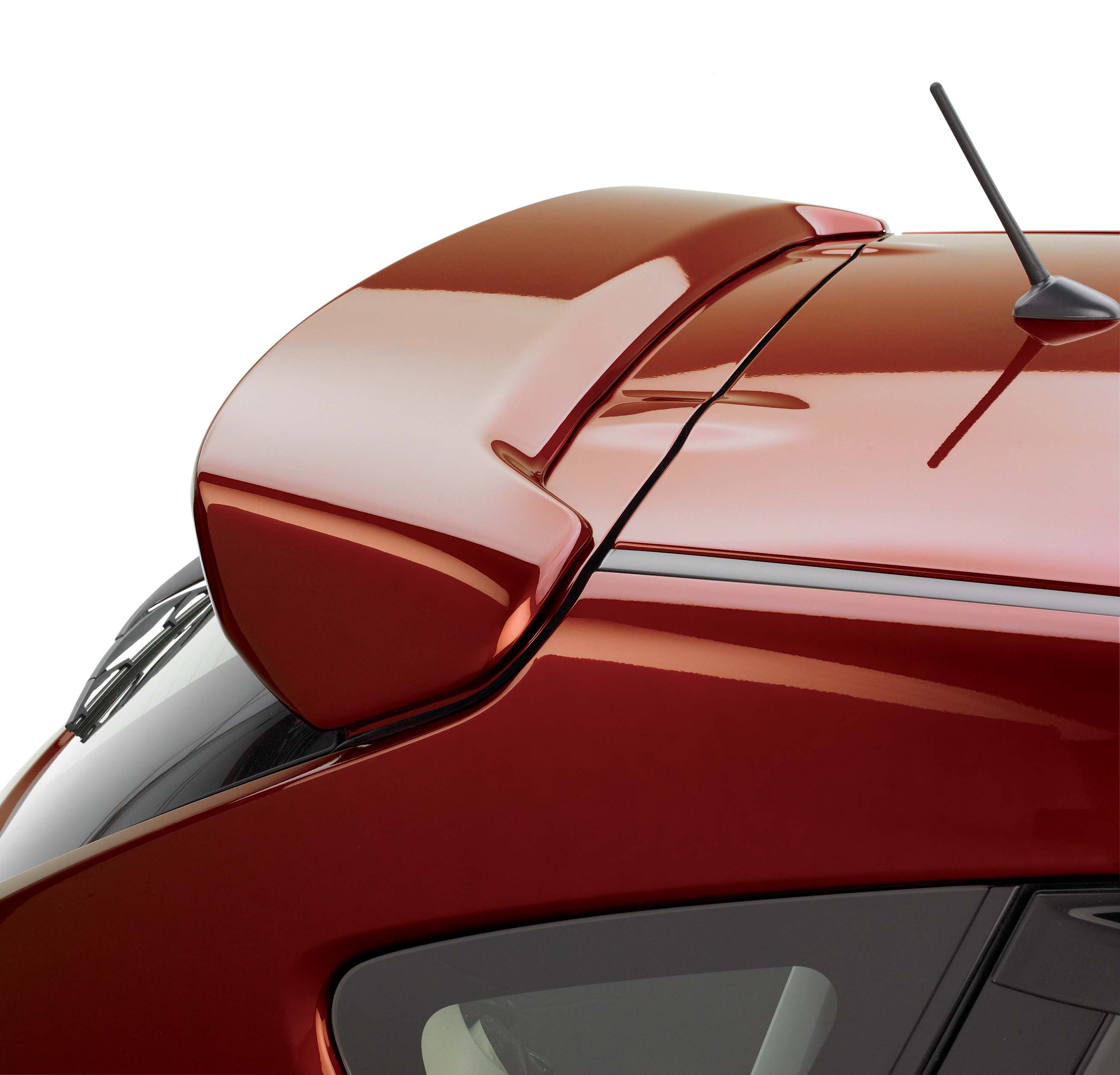 2016 Subaru Crosstrek Roof Spoiler 5Dr. Adds A Sporty