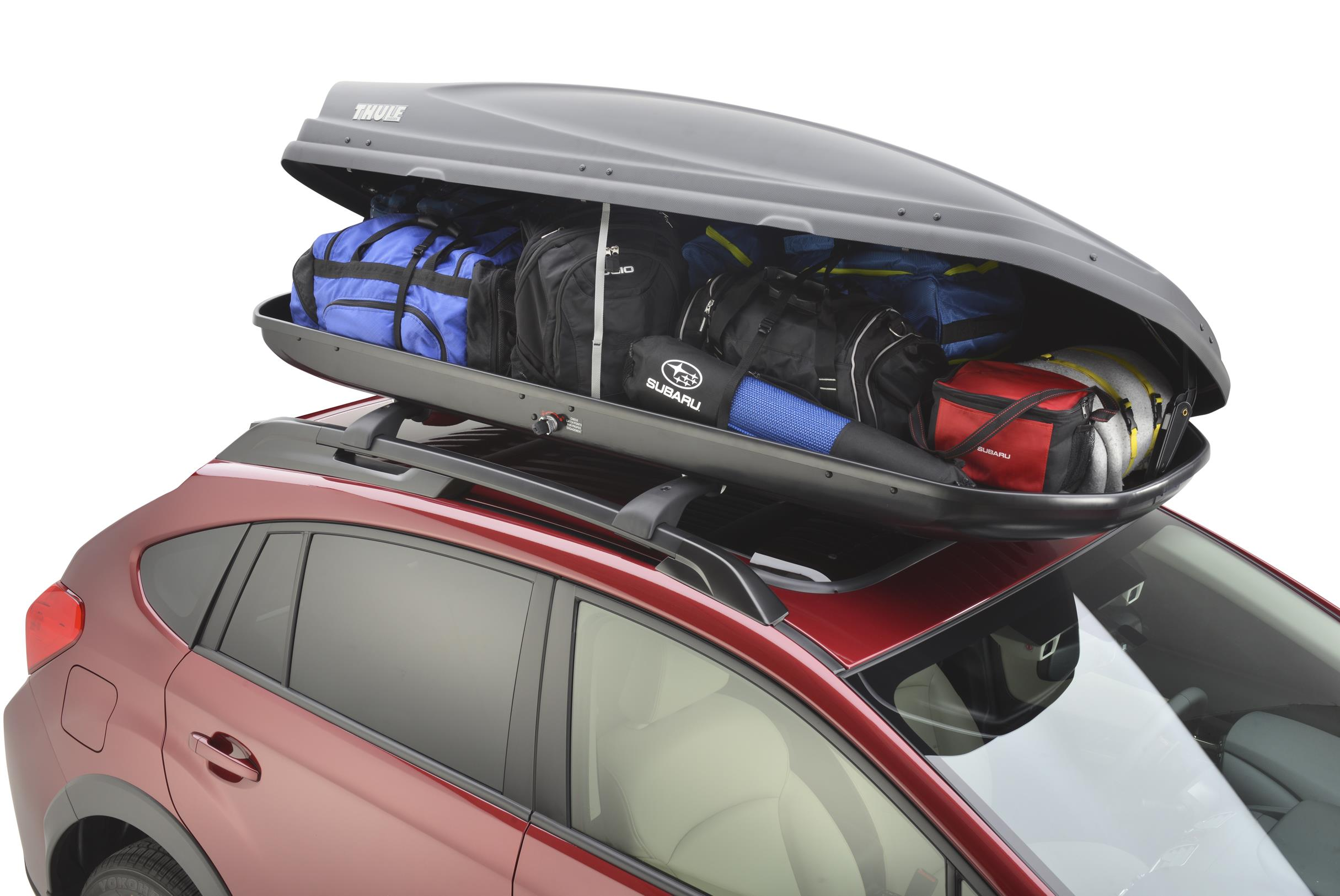 Dick Hannah Subaru >> 2017 Subaru Outback Roof Cargo Carrier Extended. Provides ...